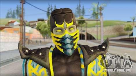 Scorpion Skin v2 para GTA San Andreas terceira tela