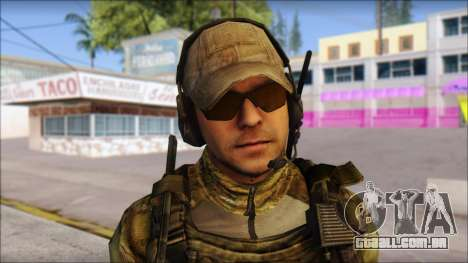 Grinch from Modern Warfare 3 para GTA San Andreas terceira tela