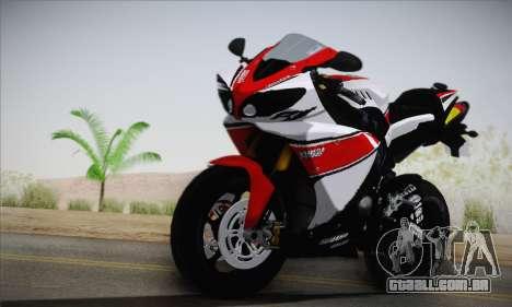 Yamaha R1 2011 para GTA San Andreas