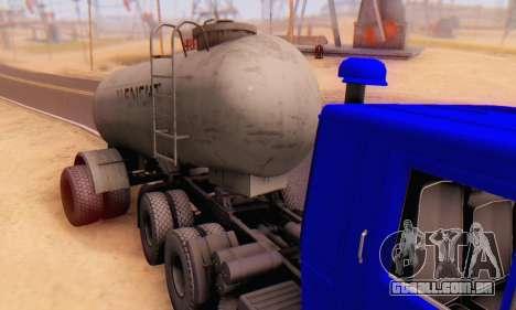 Reboque de cimento transportadora TTC 26 para GTA San Andreas