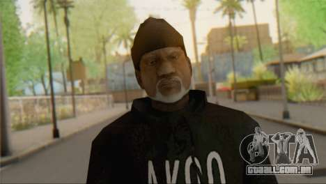 Old Gangster para GTA San Andreas terceira tela