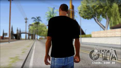 DC Shoes Shirt para GTA San Andreas segunda tela