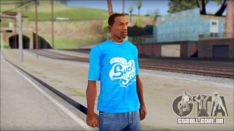 Thai Suckseed T-Shirt para GTA San Andreas