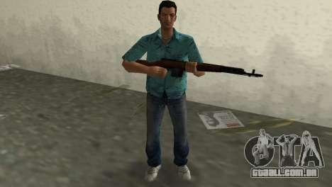 Auto-Carregamento De Rifle Tokareva para GTA Vice City