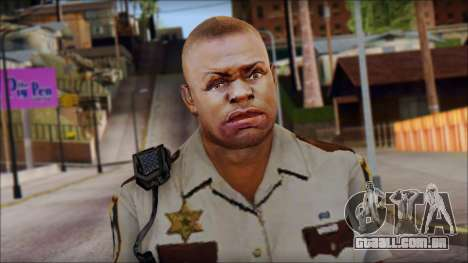 James Wheeler from Silent Hill Homecoming para GTA San Andreas terceira tela