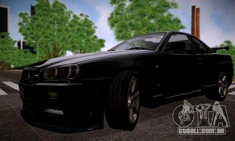 ENBSeries por Makar_SmW86 versão Final para GTA San Andreas por diante tela