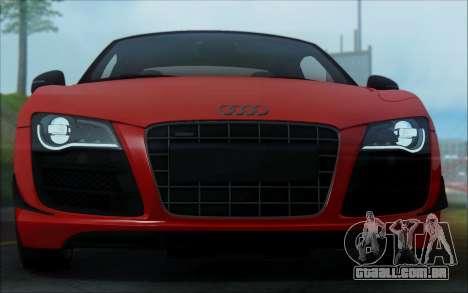 SA Ultimate Graphic Overhaul 1.0 Fix para GTA San Andreas terceira tela