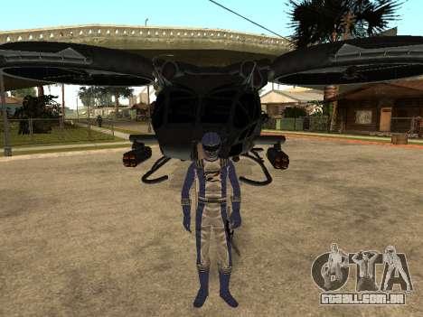 Power Rangers Operation Overdrive para GTA San Andreas sétima tela