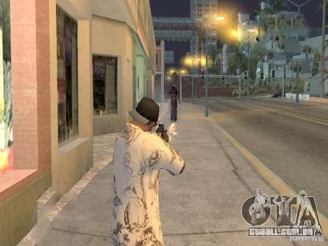No Spread para GTA San Andreas segunda tela