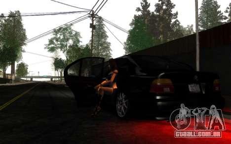 ENBSeries v5.2 Samp Editon para GTA San Andreas segunda tela