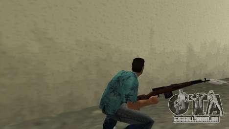 Auto-Carregamento De Rifle Tokareva para GTA Vice City segunda tela
