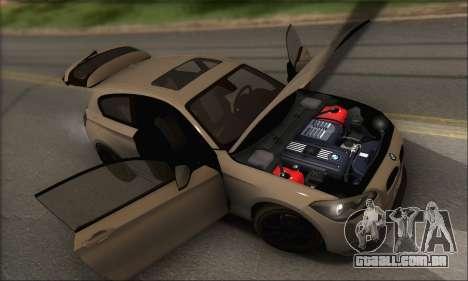 BMW M135i para o motor de GTA San Andreas