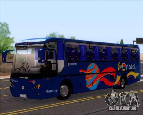 Busscar El Buss 340 Bio Linatal para as rodas de GTA San Andreas