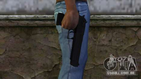Desert Eagle from CS GO 1.0 para GTA San Andreas terceira tela
