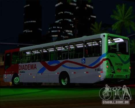 Comil Svelto 2008 Volksbus 17-2 Benfica Diadema para o motor de GTA San Andreas