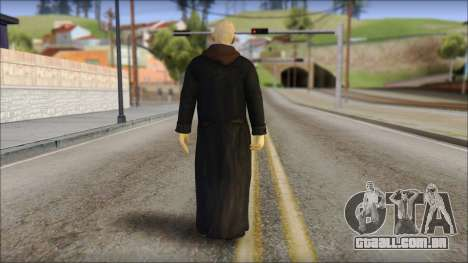 Lord Voldemort para GTA San Andreas segunda tela