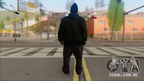 Old Gangster para GTA San Andreas segunda tela