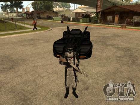 Power Rangers Operation Overdrive para GTA San Andreas sexta tela