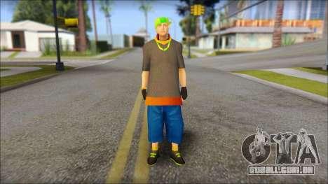 Urban DJ v3 para GTA San Andreas