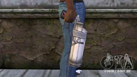 Bottle Gun from Bully Scholarship Edition para GTA San Andreas terceira tela