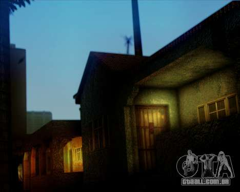 SA Ultimate Graphic Overhaul 1.0 Fix para GTA San Andreas sétima tela
