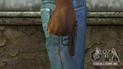 Carpati Md. 95 para GTA San Andreas terceira tela