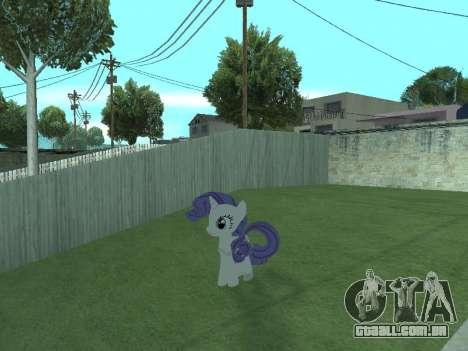 Rarity para GTA San Andreas sétima tela