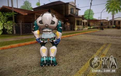 White Elite v2 para GTA San Andreas segunda tela
