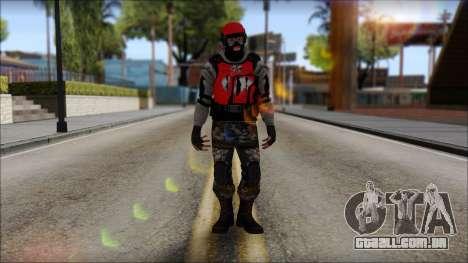 Peng Thug para GTA San Andreas segunda tela