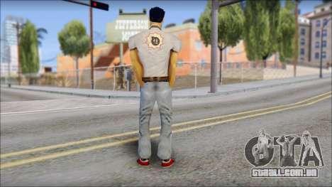 Serious Sam para GTA San Andreas segunda tela