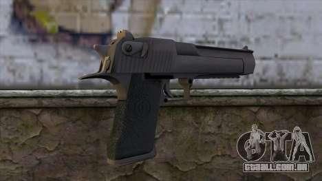 Desert Eagle from CS GO 1.0 para GTA San Andreas segunda tela
