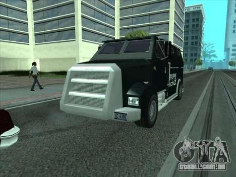 Securicar из GTA 3 para GTA San Andreas