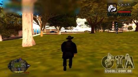Suicídio para GTA San Andreas segunda tela