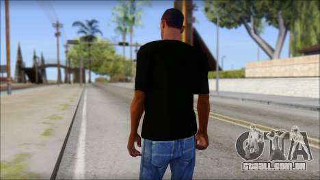 Anarchy T-Shirt Mod v2 para GTA San Andreas segunda tela