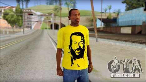 Bud Spencer And DAnusKO T-Shirt para GTA San Andreas