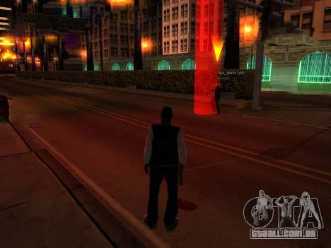 Who Shoots para GTA San Andreas