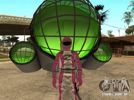 Power Rangers Operation Overdrive para GTA San Andreas nono tela