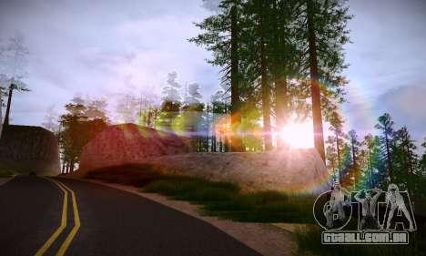 ENBSeries por Makar_SmW86 versão Final para GTA San Andreas