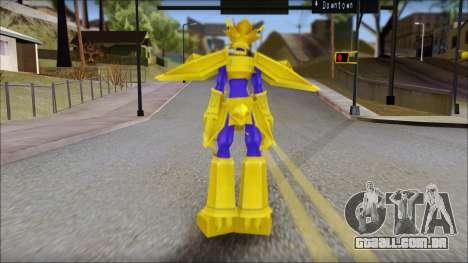 Magnamon para GTA San Andreas segunda tela