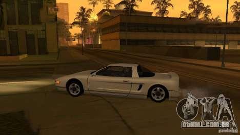 Freio para GTA San Andreas terceira tela