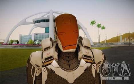 Iron Man Gemini Armor para GTA San Andreas terceira tela