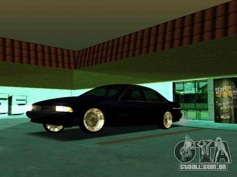 Chevrolet Impala SS 1995 para GTA San Andreas