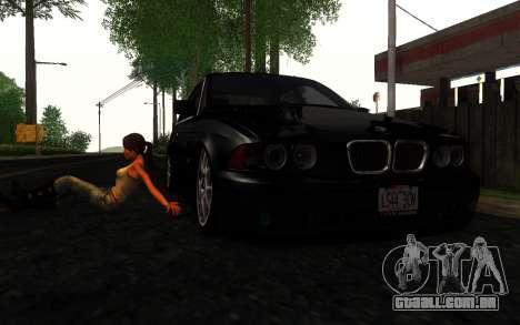 ENBSeries v5.2 Samp Editon para GTA San Andreas terceira tela