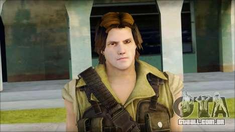 Carlos para GTA San Andreas terceira tela