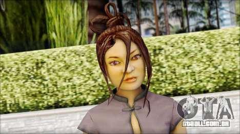 Girl on heels para GTA San Andreas terceira tela