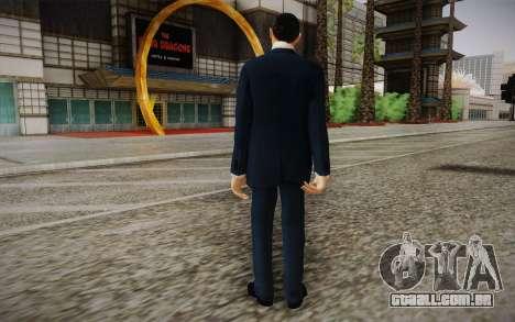 Vicente Zambada para GTA San Andreas segunda tela