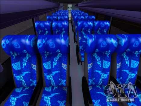 Marcopolo Viaggio 1050 G7 Buses Interregional para GTA San Andreas vista traseira