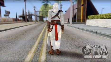 Assassin'v3 para GTA San Andreas segunda tela