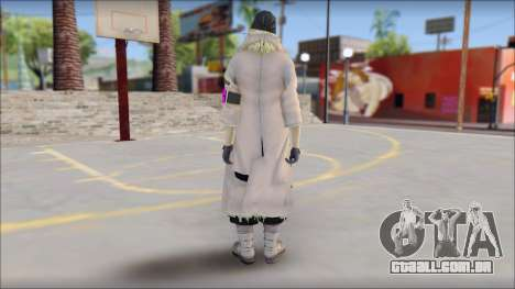 Final Fantasy XI - Snow para GTA San Andreas segunda tela