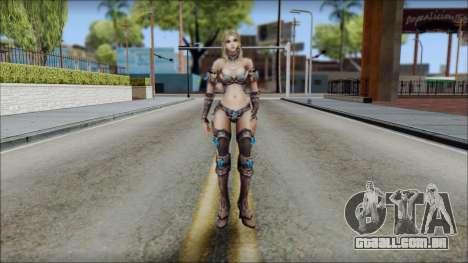 Elementalist from Soul of the Ultimate Nation para GTA San Andreas segunda tela